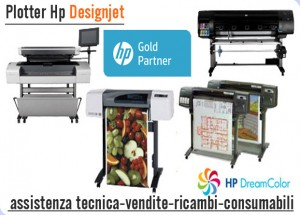 assistenza plotter hp napoli